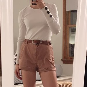 Madewell Garment Dyed Shorts